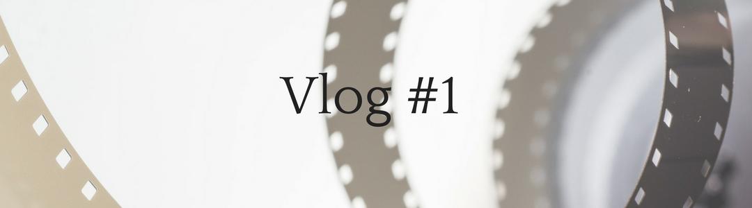 Mijn eerste vlog!